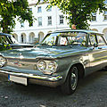 CHEVROLET Corvair 4door Sedan 1960 Karlsruhe (1)