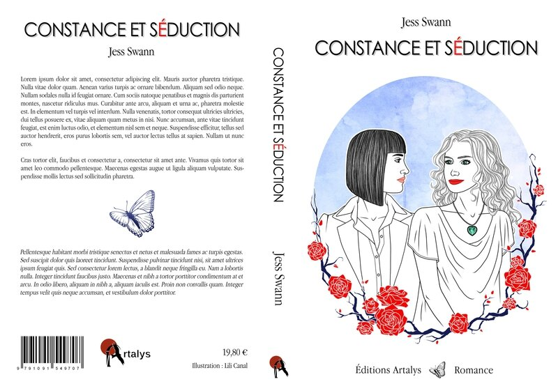 Constance & Séduction - FULL COVER