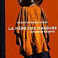 Deux livres sur les masques en afrique