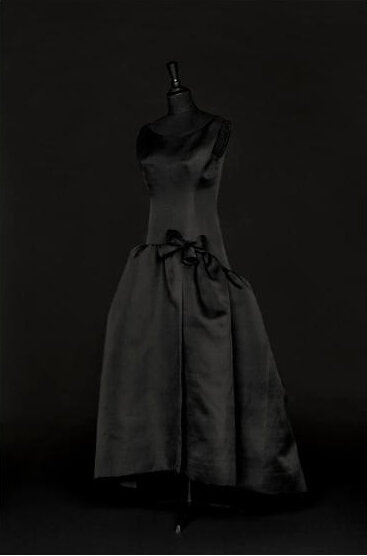 Cristóbal Balenciaga, Evening gown, Winter 1963