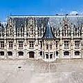Rouen 4 janvier 2016: le conseil regional de normandie sera installé dans la... caverne le vern!