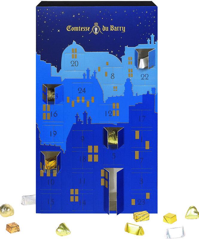 COMTESSE DU BARRY - Calendrier de l'Avent