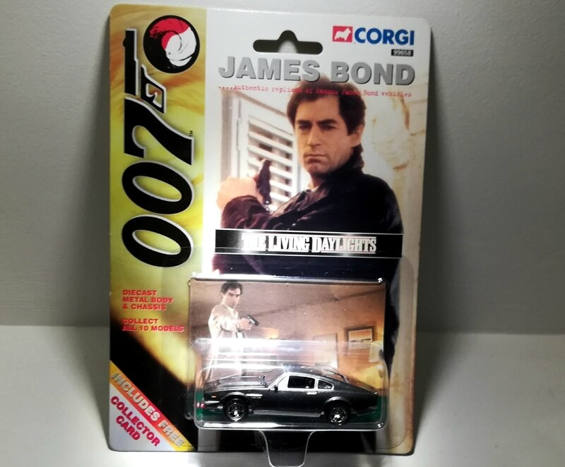 Aston Martin Lagonda (Collection James Bond) Corgi