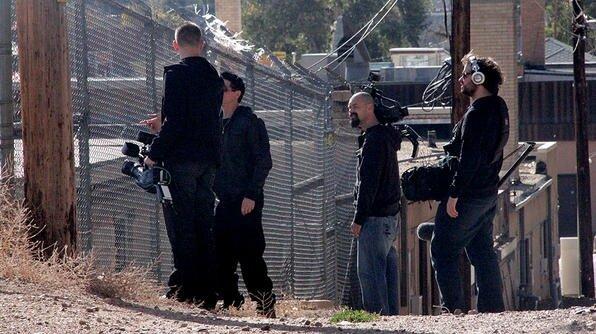 L'équipe de Ghost Adventures à Wyoming Frontier Prison
