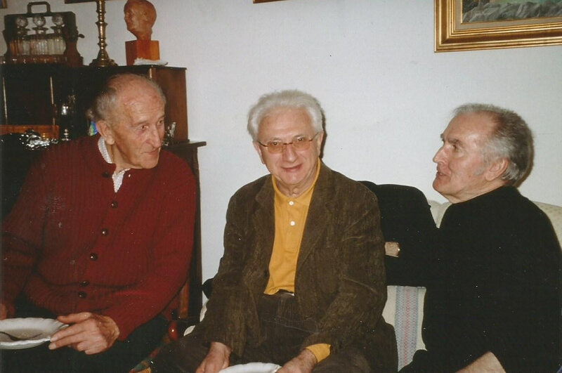 Photo de Serge, Clergue, André Bernard