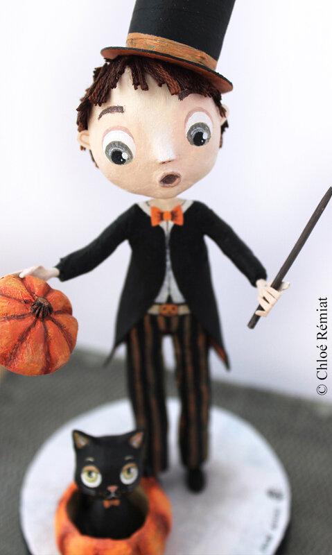 le magicien d'Halloween 12 sept 2019 etsy 3