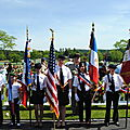 CEREMONIES MEMORIAL DAY ST AVOLD 29 mai 2011