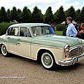 Horch P240 sachsenring de 1957 (1956-1959)(9ème Classic Gala de Schwetzingen 2011) 01