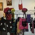 Déc 08: Le P'tit bazar de l'atelier Rouge Pistache