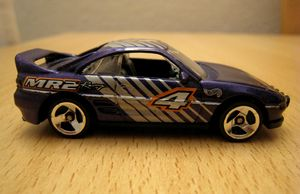Toyota MR2 n° 4 03 -Hotwheels- (1999)