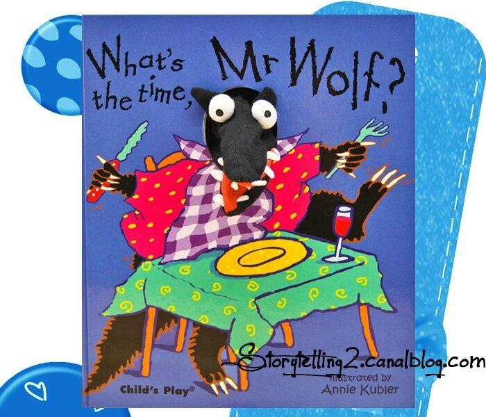 What's the time Mr Wolf, cycles 2 et 3 (anglais et interdisciplinarité)