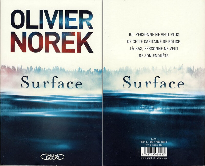 2 - Surface - Olivier Norek