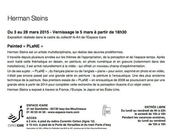 Steins Verso