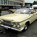 Plymouth fury hardtop coupe-1961