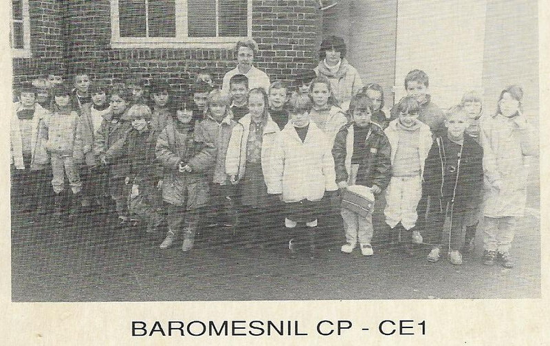 BAROMESNIL PHOTO DE CLASSE 1990 Scan