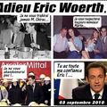 Eric woerth bientôt débarqué ?