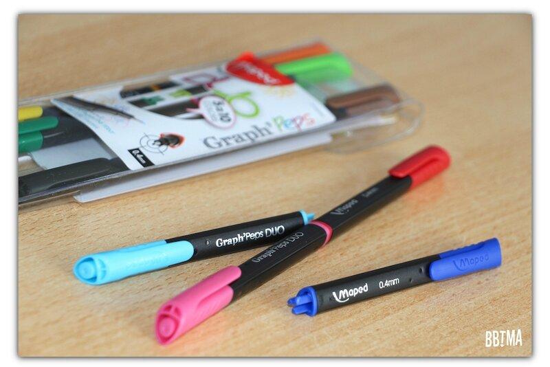 maped color'peps graph'peps duo tip gel bbrma blog famille parents crayons enfant 10