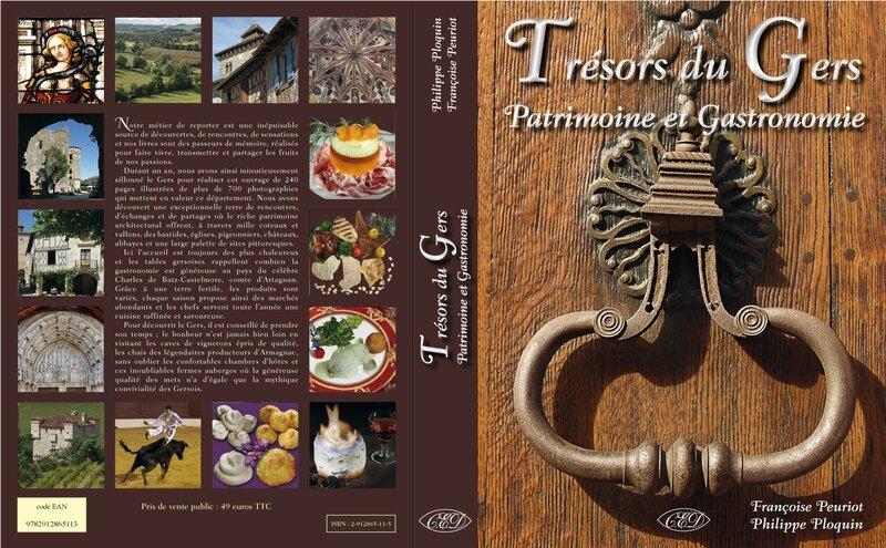 GERS_Patrimoine_et_Gastronomie_COUVERTURErectoverso