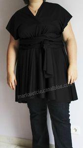 infinity dress noire 2