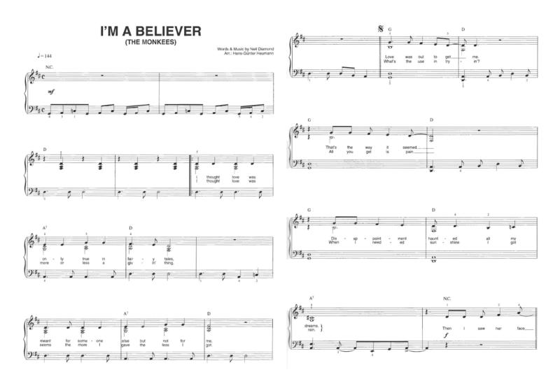 I'm a believer 01