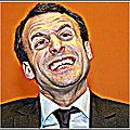 La démocratie, système «le plus bottom up» ? l'anglicisme de macron fait grincer des dents