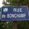 Le Bourg-sous-la-Roche (85), rue Bonchamps