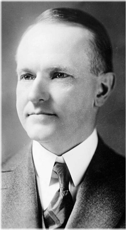 1924-Calvin Coolidge