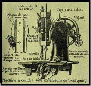 machine Thimonnier