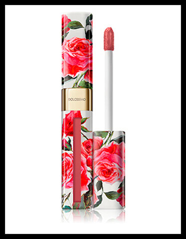 dolce gabbana dolcissimo matte liquid lip colour 3 rosebud