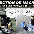 L'élection de macron sauve les épargnants français
