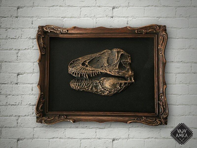 Dino canvas curiosity2