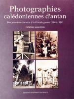 photographies calédoniennes, couv)