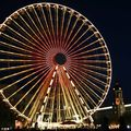 La grande roue place Bellecour