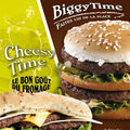 Le cheezy time