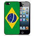 Coque iphone : i love brazil
