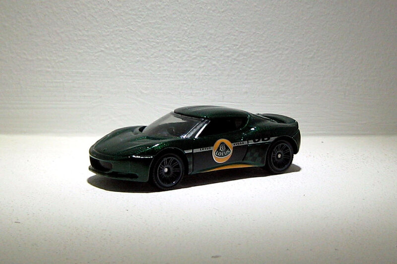 Lotus Evora (Matchbox)
