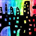 stage juillet 2013 : Arc en Ciel