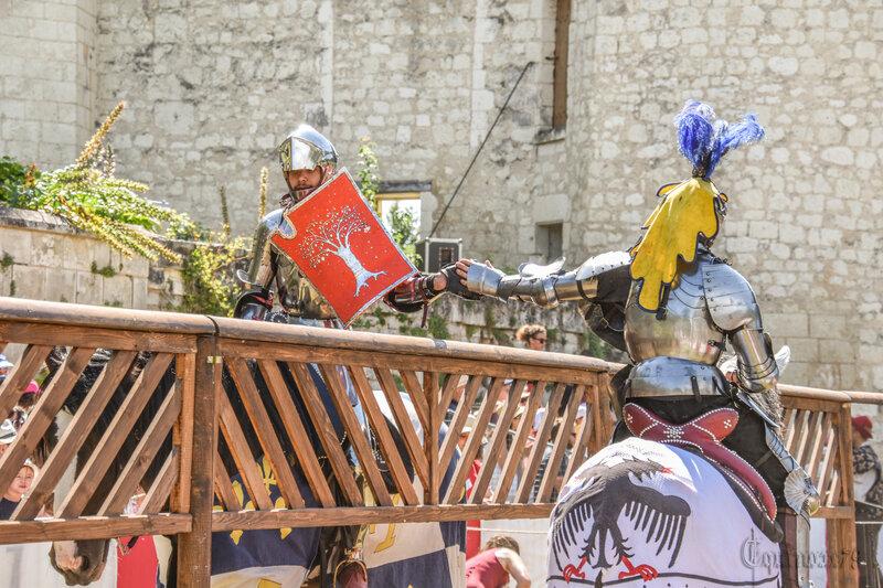 Tournoi de Chevalerie l'Emprise de la Gueule du Dragon (Guerre de Cent-Ans) (1)