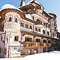 Hotel les airelles - courchevel - france