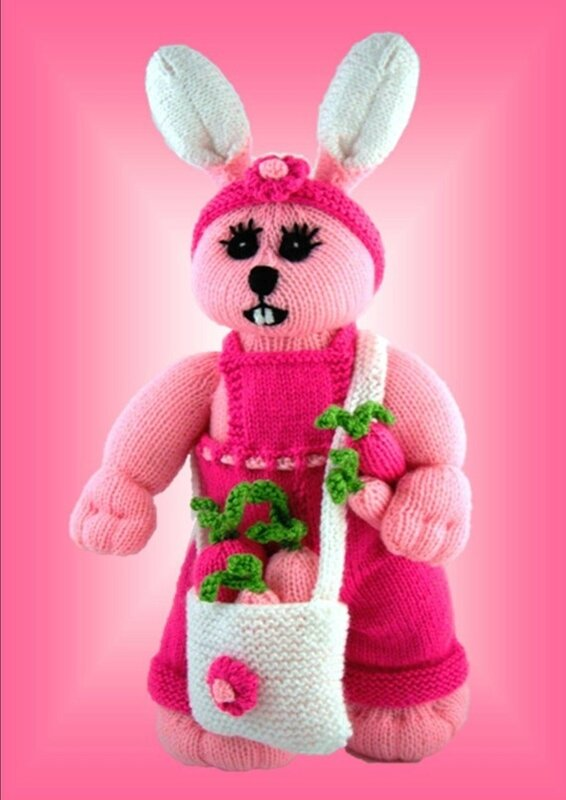Traduction Tilly Rabbit - Lynne Coles Creations