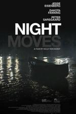 Night Moves - Affiche NB