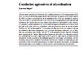 Conduites agressives et alcoolisation - economie et statistiques n°448-449/2012 - insee