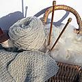 La laine, une matiere oubliee...