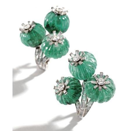 Pair_of_Platinum__Fluted_Emerald_Bead_and_Diamond_Earclips__Cartier__London__Circa_1930b