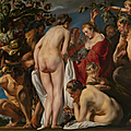 Allégorie de la fertilité de la terre - jacob jordaens, v. 1623/1625