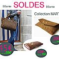 Soldes, collection marty