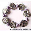 Bijoux pate fimo collier bracelet boucles d oreilles (56)