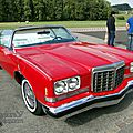 Pontiac grand ville convertible-1974