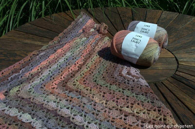 Elise Tosca Light de Yarns
