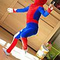 Le garçon-araignée
